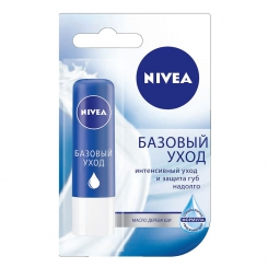 NIVEA Basic Care бальзам