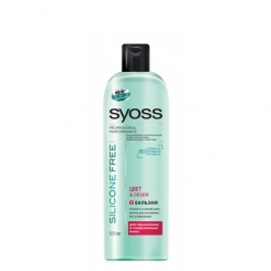 SYOSS Silicone Free бальзам