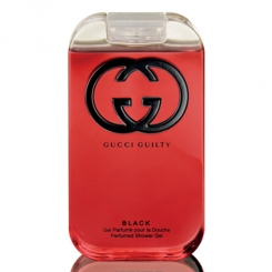 GUCCI Guilty Black гель для душа