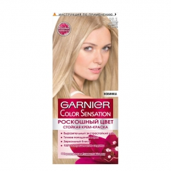 GARNIER Color Sensation с аммиаком