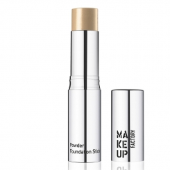 MAKE UP FACTORY Powder Foundation Stick тональный крем-стик
