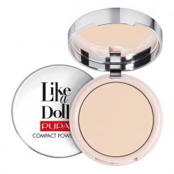 PUPA Like A Doll Compact Powder пудра компактная