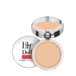 PUPA Like A Doll Compact Powder компактная пудра Like A Doll
