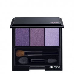 SHISEIDO Luminizing Satin Eye Color Trio тени компактные