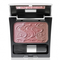 MAKE UP FACTORY Rosy Shine Blusher палетка из трех румян