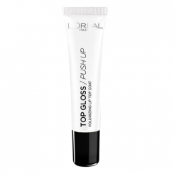 L`OREAL L Oreal Infaillible Top Gloss верхнее покрытие для губ
