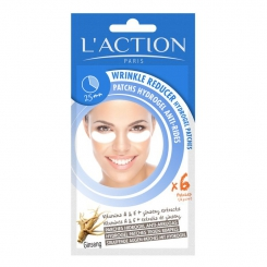 L Action Wrinkle Reducer Hydrogel Patches