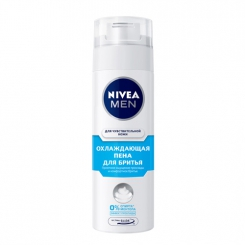 NIVEA For Men Sensitive пена для бритья