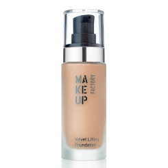 MAKE UP FACTORY Velvet Lifting Foundation тональный крем