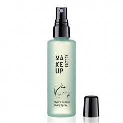 MAKE UP FACTORY Hydro Balance Fixing Spray фиксатор