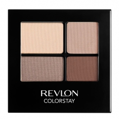 REVLON Colorstay eye16 Hour Eye Shadow Quad тени компактные
