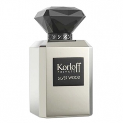 KORLOFF Private Silver Wood Men парфюмерная вода