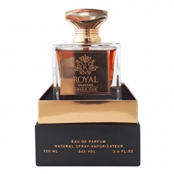 KHALIS Royal Collection Amber Oud (Rocca)