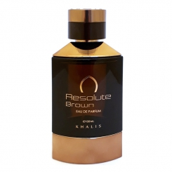 KHALIS French Collection Resolute Brown Pour Homme