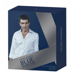 ANTONIO BANDERAS Blue Seduction Man подарочный набор