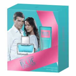 ANTONIO BANDERAS Blue Seduction Woman подарочный набор