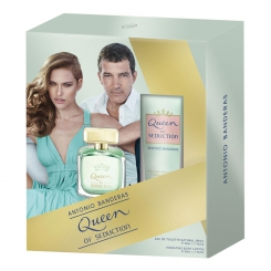 ANTONIO BANDERAS Queen Of Seduction подарочный набор