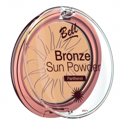 BELL COSMETICS Bell Bronze Sun Powder пудра бронзирующая
