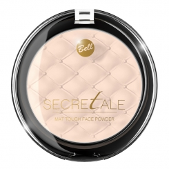 BELL COSMETICS Bell Secretale Mat Touch Face Powder фиксатор