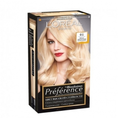L`OREAL L Oreal Preference Les Blondissimes краска для волос