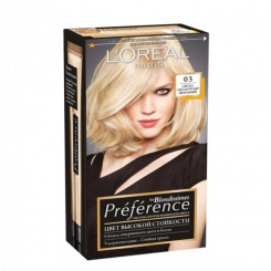L Oreal Preference Les Blondissimes