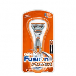 GILLETTE Fusion Power станок для бритья+кассета