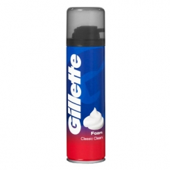 GILLETTE Shaving Foam пена