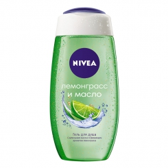 NIVEA Shower гель для душа лемонграсс и масло