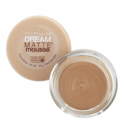 MAYBELLINE Dream Matte Mousse тональная основа