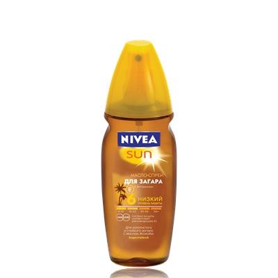 Nivea sun защита и загара