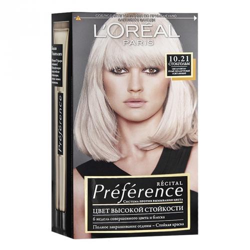 Лореаль краска осветлитель для волос